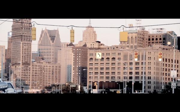 Real Scenes: Detroit - Video