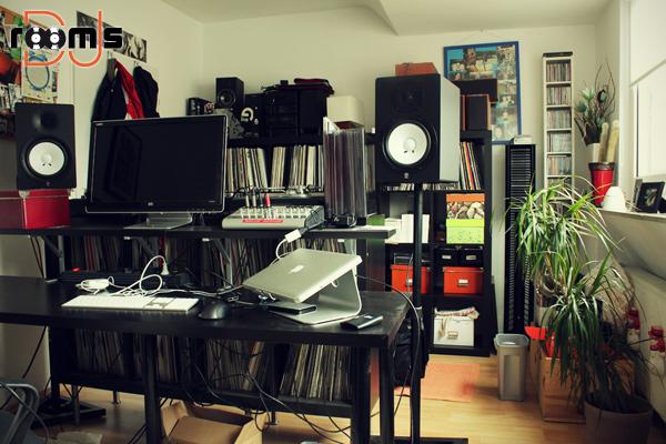 DJ rooms   Art studio   Pinterest