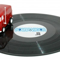 Soundwagon Stokyo red
