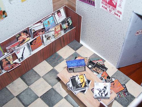 Tiny Record Store 05