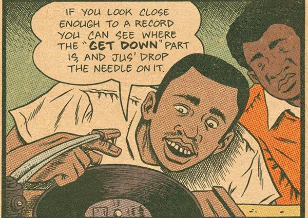 Vinyl Comics