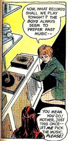 15 Comics With Vinyl Records Dj Rooms