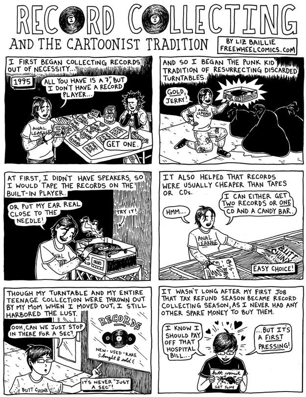 Vinyl Comics 14