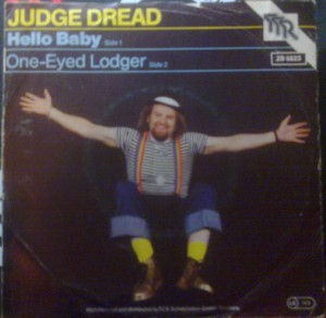 Judgre Dread - The One-Eyed Lodger