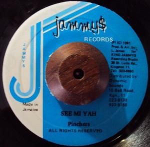 See Mi Yah by Pinchers