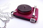 DJ and Music Jewellery - Darkcloudsilver