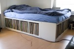 IKEA Expedit Bed
