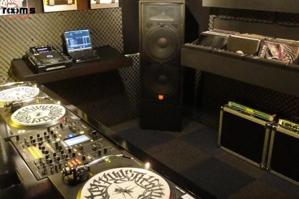Dj Rooms Vinyl Art Living Rooms Studios Collections