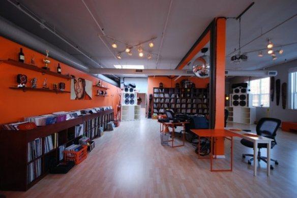 Dj Booth For Sale >> room by Danny Tenaglia | DJ rooms