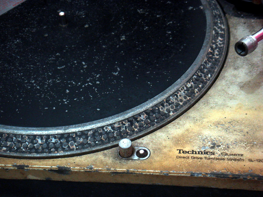 Technics 1200 makeover 02