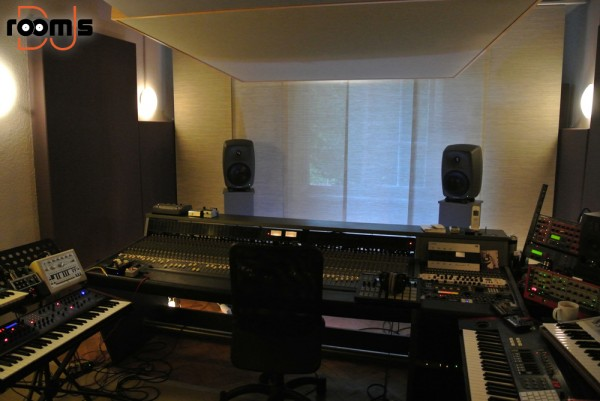 Room By Patrick Chardronnet Dj Rooms
