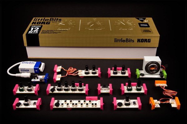 littleBits KORG Synth Kit 01