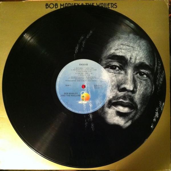 Vinylart Bob Marley