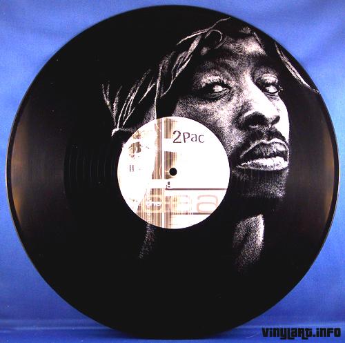 Vinylart 2Pac