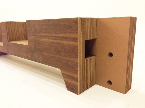 Cardboard Console 04