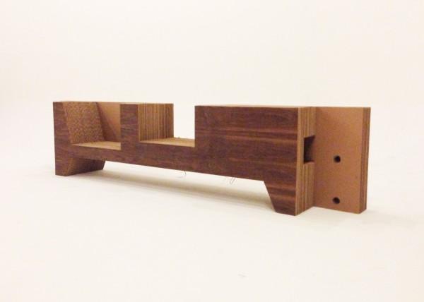 Cardboard Console 03