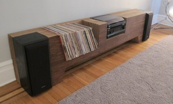 Cardboard Console 05