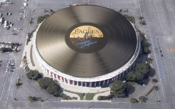 Worlds Largest Vinyl Record