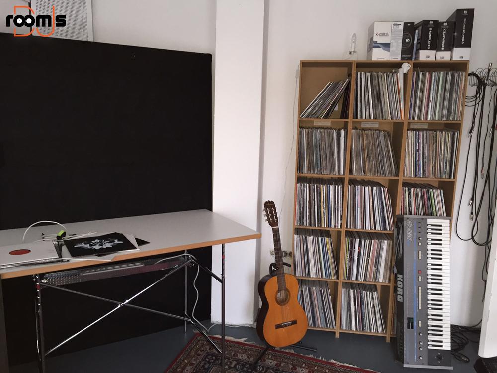 Keinemusik Studio tour 05
