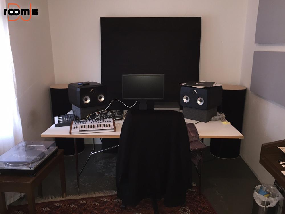 Keinemusik Studio tour 10